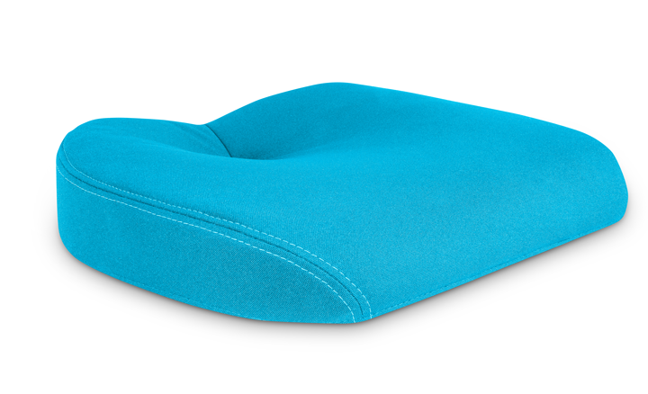 PonSo Sitzkissen Santorin blau